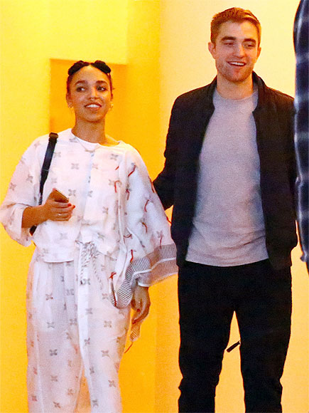 Robert Pattinson and FKA Twigs Engaged: They Want a 'Pub Wedding'!