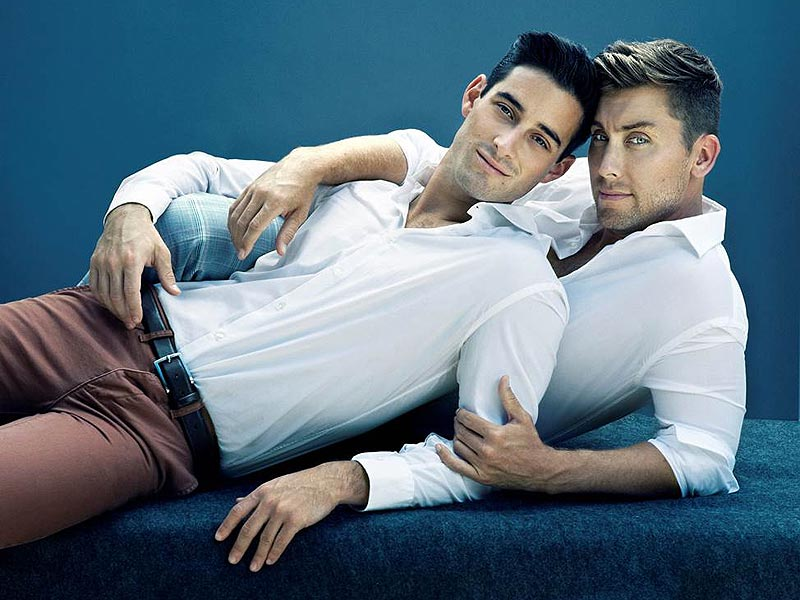 Lance Bass and Michael Turchin to Marry on TV