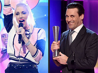 From Gwen Stefani to Jon Hamm: Our Favorite Moments from the PEOPLE Magazine Awards