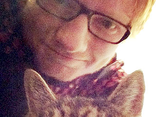 PHOTO: Meet Ed Sheeran's Adorable Adopted Kitten