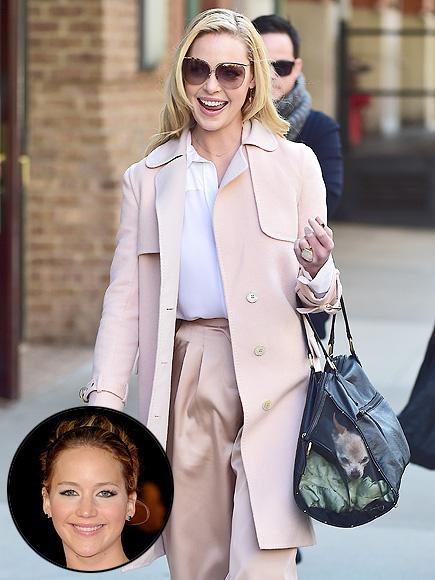 Η καλή πράξη της Jennifer Lawrence απέναντι στην Katherine Heigl...