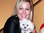 Stars and Their Pets | Jennie Garth