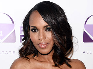 Kerry Washington's Glam Squad Share How to Get the Scandal Star's Look