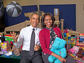 The Obamas Talk Ferguson, Favorite Movies and More in Exclusive PEOPLE Interview