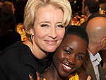 It's a Love Fest at the AFI Awards! | Emma Thompson, Lupita Nyong'o