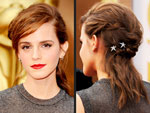 Red Carpet Hair From Every Angle | Emma Watson