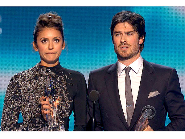 is nina dobrev still dating ian somerhalder 2014 The ian somerhalder and nina dobrev split broke their fans' hearts and have left many still wondering what exactly went wrong the vampire diaries co-stars have still not exchanged a public word since the news of their break up after three years of dating.