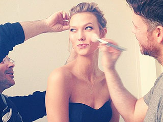 Karlie Kloss Talks Best Friend Taylor Swift, Style and More at PEOPLE Magazine Awards!