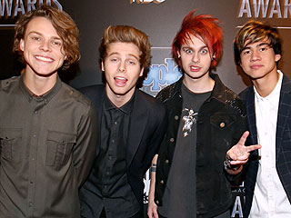 5 Seconds of Summer Share the Highlights of Their Amazing Year