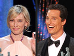 See the SAG Awards 2014 Winners and Nominees | Cate Blanchett, Matthew McConaughey