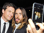 And the Award for 2014's Biggest Partygoers Goes to ... | Jared Leto, Jason Bateman