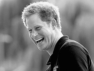You Haven't Seen Prince Harry Like This Before (PHOTOS)