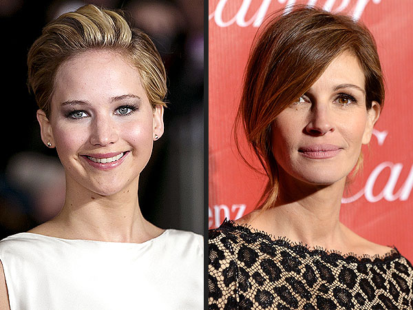 SAG Awards: Jennifer Lawrence & Julia Roberts Among Presenters