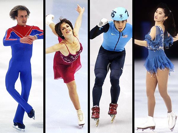 Gold Medalists Apollo Ohno, Kristi Yamaguchi and more talk