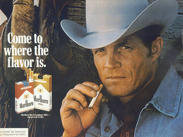 Eric Lawson Was the Fifth Marlboro Man to Die of Smoking-Related Illness