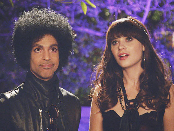Prince Guest Stars on 'New Girl'