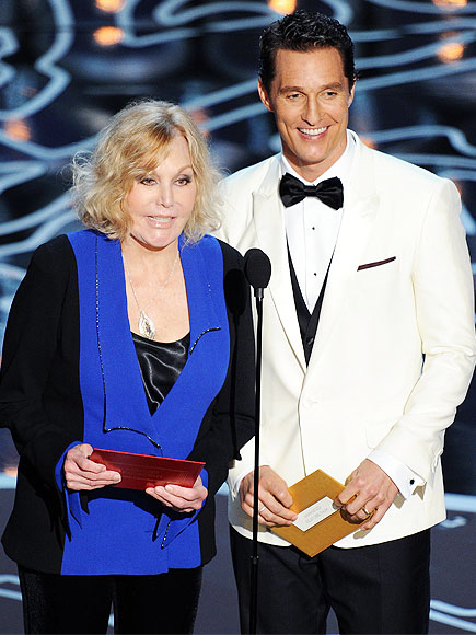 Oscars 2014: Your Questions About Kim Novak, Nicholas Hoult Answered