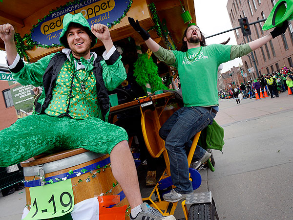 St. Patrick's Day Advice from N.Y.C. Bartenders