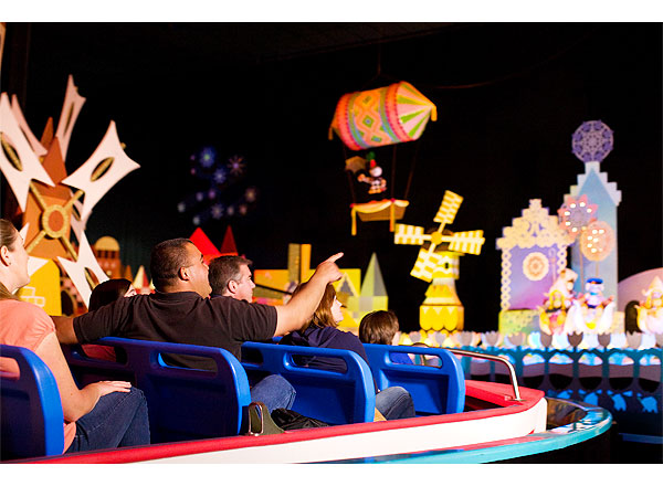 It's a Small World 50 Years Old: Fun Facts About the Iconic Disney Attraction