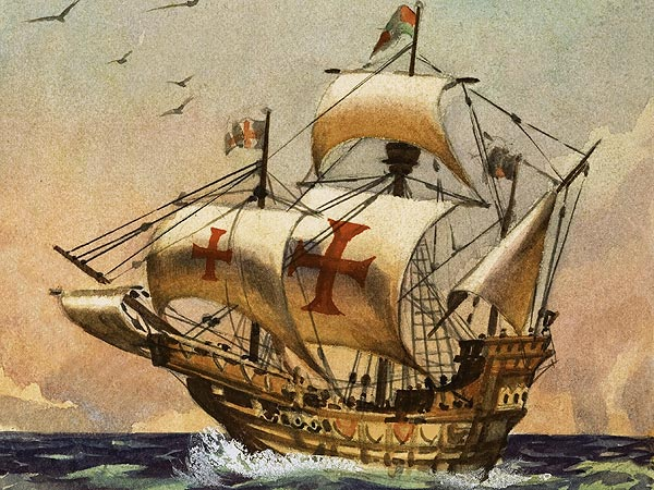 Columbus's Ship Santa Maria Possibly Found by Barry Clifford