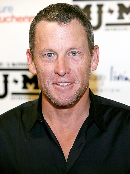 Lance Armstrong Draws Awkward Cards Against Humanity Pick