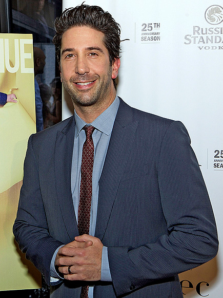 David Schwimmer of 'Friends' Helps NYPD Solve Stabbing Case