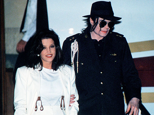 20th Anniversary of Michael Jackson Lisa Marie Presley Marriage