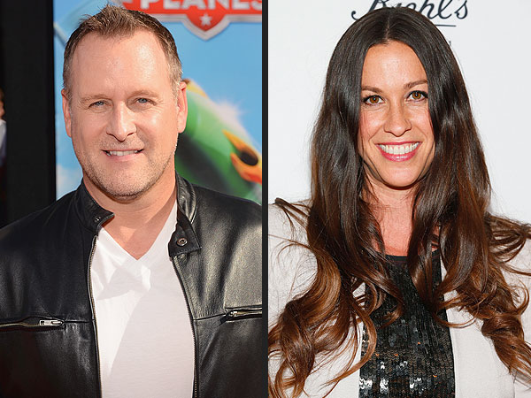 Davie Coulier: Alanis Morissette Didn't Write 'You Oughta Know' About Me