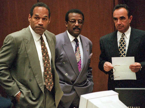 O.J. Simpson Murder Trial Top Moments 20 Years Later