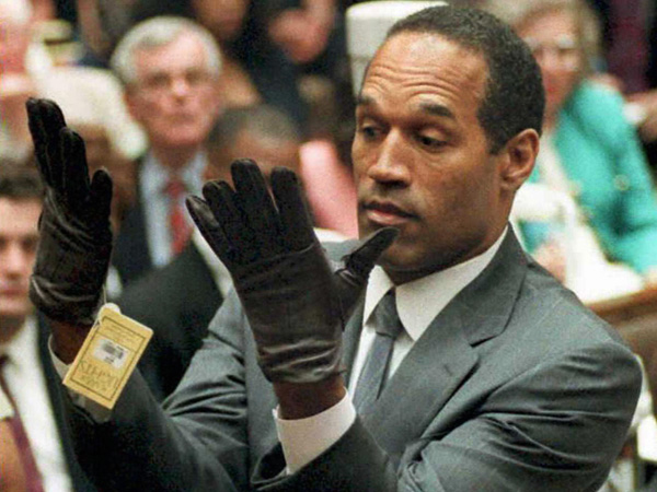 See the Four Most Popular O.J. Simpson Conspiracy Theories