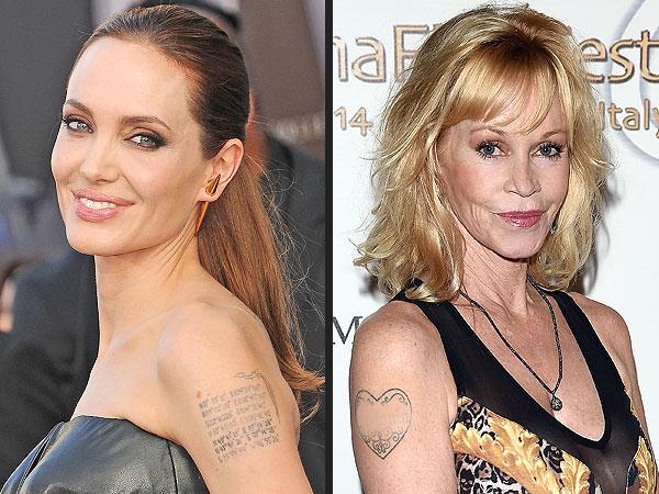 Celebrity Tattoo Pictures | POPSUGAR Celebrity