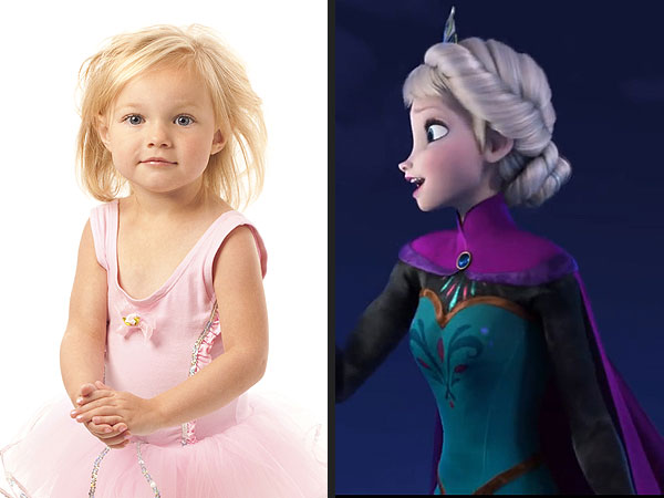 Frozen's Elsa and More Disney Princess Baby Names