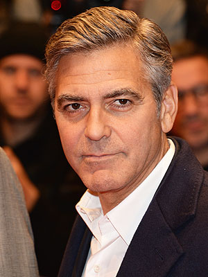 George Clooney Says He's 'Marrying Up' with Amal Alamuddin