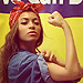 Beyoncé Shares Pic of Herself as Feminist Icon Rosie the Riveter