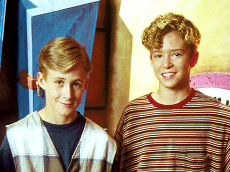 Justin Timberlake, Ryan Gosling and More Celebrity Childhood Friends