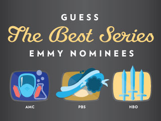 Can You Guess the Best Series Emmy Nominations?
