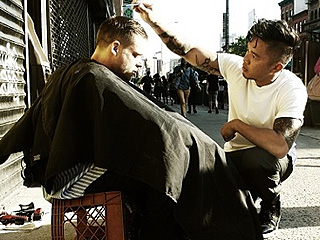 Meet the Hair Stylist Who Spends His Day Off Giving Haircuts to the Homeless