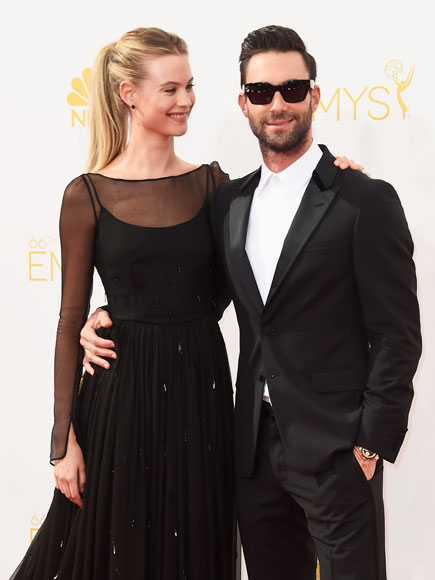 Adam Levine: Being Married to Behati Prinsloo Makes Me Feel 'More Like a Man'