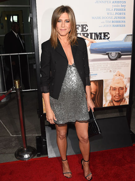 Jennifer Aniston: Stop Asking Me Why I Don't Have Kids