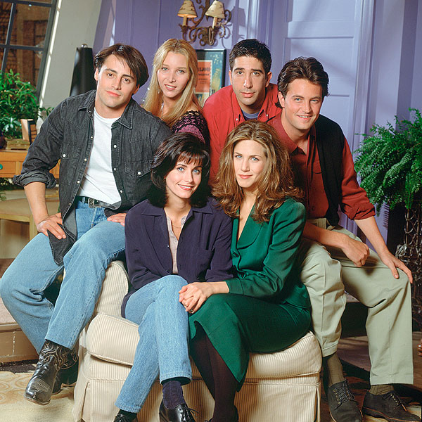 David Schwimmer Says Friends Reunion Is 'Inaccurate'