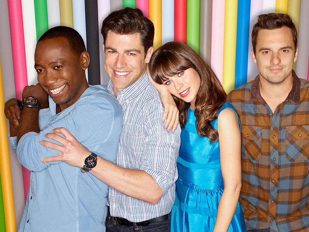 New Girl Quotes for Season 4