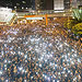 Drone Gives Bird's-Eye View of Massive Hong Kong Protests