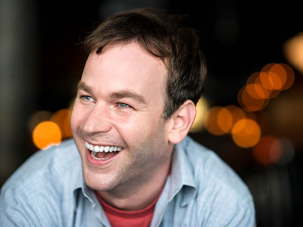 Mike Birbiglia Talks Orange is the New Black