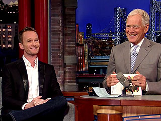 Neil Patrick Harris Talks About His Wedding – & Stripping Down (VIDEO)