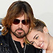 Hollywood Family Flashbacks | Billy Ray Cyrus, Miley Cyrus