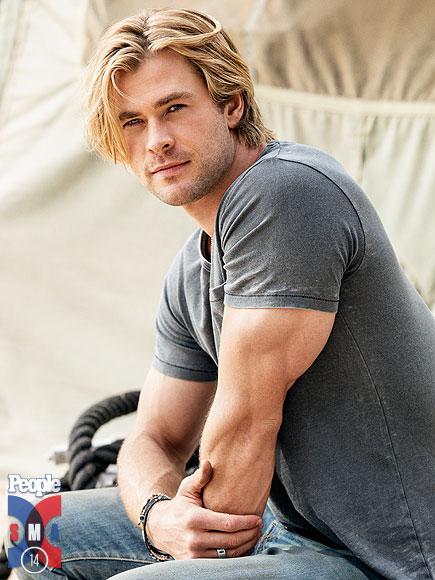 Chris Hemsworth: I Learned to Be Sexy from Matt Damon