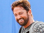 See Latest Gerard Butler Photos
