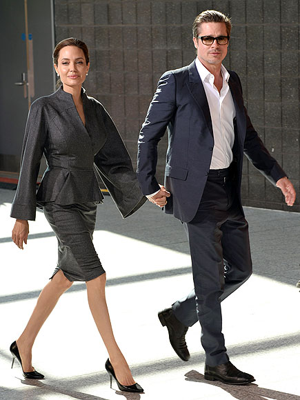Brad Pitt & Angelina Jolie: Their Honeymoon Details