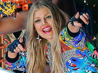 Fergie: Color Her Happy!