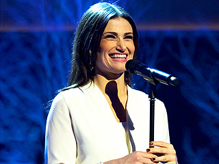 Star Tracks: Star Tracks: Friday, December 19, 2014 | Idina Menzel